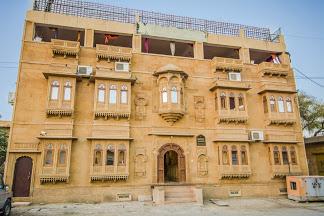 Mystic Jaisalmer Hotel and Resort